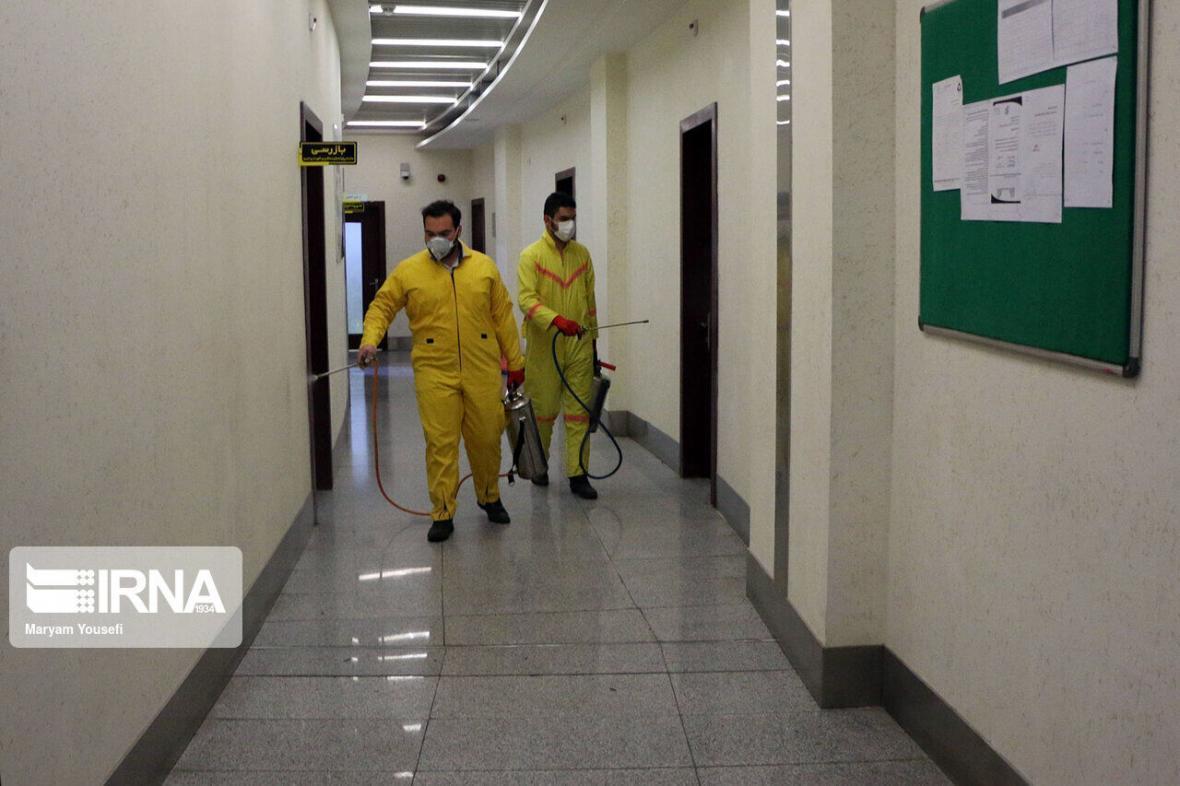 خبرنگاران تشکیل کمیته بحران در ادارات بهزیستی خراسان شمالی