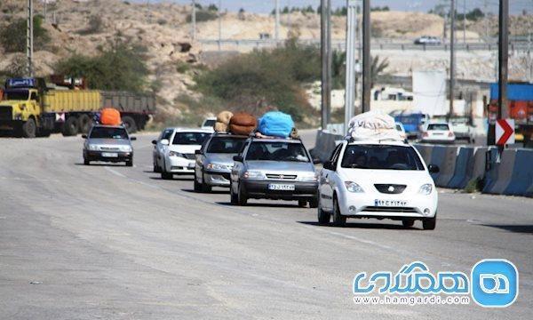هشدار به مسافران نوروزی برای ترک مازندران
