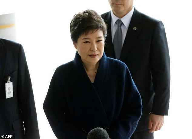 35 سال حبس در انتظار رئیس جمهوری سابق کره جنوبی